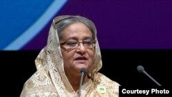 လာမယ့္တနဂၤေႏြေရြးေကာက္ပြဲမွာ တတိယသက္တမ္းေမွ်ာ္လင့္တဲ့ ဘဂၤလားဒက္ရွ္၀န္ႀကီးခ်ဳပ္ Sheikh Hasina