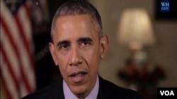 奧巴馬總統