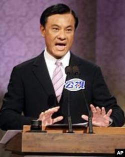 民进党副总统参选人苏嘉全