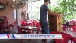 Nhậu, thói quen của người Việt