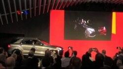 Tren Mobil Berteknologi Tinggi di New York Auto Show 2015