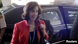 La secretaria de Estado Adjunta para el Hemisferio Occidental, Roberta Jacobson aceptó en Madrid que la lucha contra el narco en México no ha sido un éxito completo.