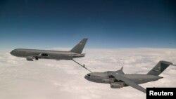 KC-46 Pegasus havo tankeri