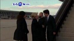 VOA60 America - USA: Trump, Trudeau Reaffirm Bilateral Ties