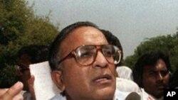 인도 석유장관 자이팔 레디 (자료사진)