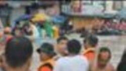 2012-08-07 美國之音視頻新聞: 菲律賓暴雨成災引發滑坡