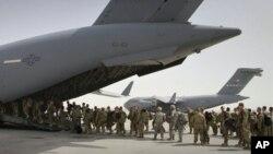 از سال ۲۰۱۴ به اینسو شمار نظامیان خارجی در افغانستان کاهش قابل ملاحظه یافته است