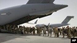 هم اکنون ۸۴۰۰ سرباز امریکایی در افغانستان حضور دارد