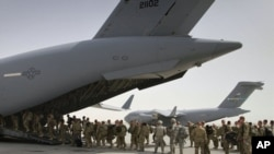 US troops Leaving Afghansitan