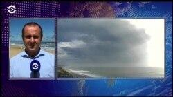 Жители побережья Вирджинии наслаждаются последним солнечным днем перед ураганом «Флоренс»