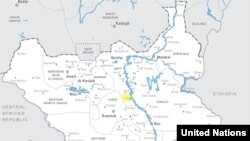 Thousands of South Sudanese who have fled to Panyijar county in Unity state depend on food aid from the World Food Program to stay alive.