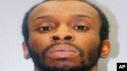 Policijska fotografija Natanijela Roulanda, optuženog za ubistvo studentkinje u Južnoj Karolini