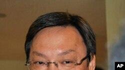 台湾总统府资政苏起