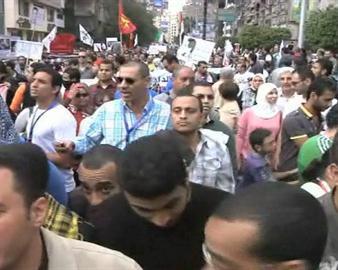 Protestas en Egipto contra Morsi