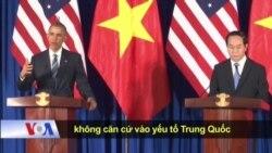Mỹ dỡ bỏ lệnh cấm vận vũ khí đối với cựu thù Việt Nam