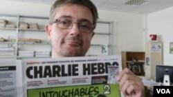 Drejtori i gazetës, Stéphane Charbonnier