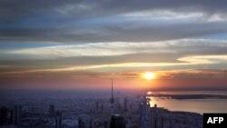 نمایی از شهر کویت