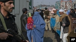 Διευρύνονται οι αρμοδιότητες ασφάλειας των αφγανικών δυνάμεων