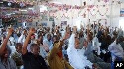 Somalia: Ismaan-dhaafka Doorashada Madaxda