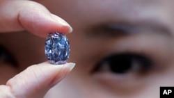 Plavi dijamant