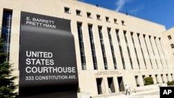 یک قاضی دادگاه فدرال شهر واشنگتن این حکم را صادر کرده است.