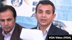 نادر نادری، رئیس فیفا