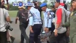 VOA60 Duniya: An Samo Na'ura Mai Ajiye Bayanan Jirgin AirAsia, Indonisiya, Janairu 12, 2015