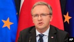 Представитель президента Польши Кшиштоф Щерский