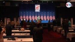 Arranca convención nacional republicana, Trump aparece a Charlotte