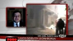 Foro Interamericano analiza la crisis en Siria