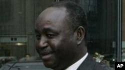 François Bozizé, l'ex-président de la Centrafrique