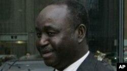 L'ex-président de la RCA, François Bozizé