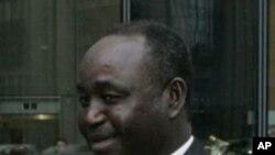 Le président de la RCA, François Bozizé