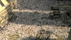 Безпеку Хаджу забезпечують понад сто тисяч військових