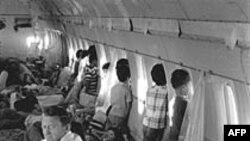 Trẻ em được đưa khỏi Việt Nam trong chiến dịch 'Operation Babylift'