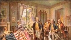 Silsilah Bendera Amerika - Liputan Berita VOA