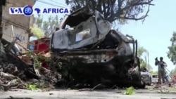 Al-Shabab Yigambye Igitero Cyahitanye 4 Gikomeretsa 9 muri Somaliya