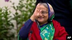 ဘဂၤလားေဒ့ရွ္ ၀န္ႀကီးခ်ဳပ္ Sheikh Hasina