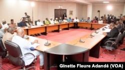 Le Bénin connaît depuis avril dernier une crise politique. Tous les partis ont été empêchés de prendre part aux élections pour élire les 83 députés à l'exception des deux qui soutiennent le président Talon.