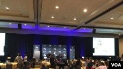 کنفرانس سالانه نایاک در واشنگتن برگزار می شود