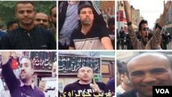 شماری از کارگران معترض فولاد اهواز در نیمه شب یکشنبه از سوی نیروهای امنیتی جمهوری اسلامی بازداشت شدند.