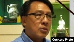 香港親中立法會議員何君堯 (蘋果日報圖片)
