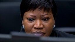 Công tố viên trưởng Tòa án Hình sự Quốc tế (ICC) Fatou Bensouda