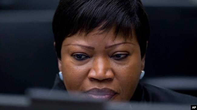 Công tố viên Tòa án Hình sự Quốc tế, Fatou Bensouda, bị Mỹ hủy bỏ visa vì cuộc điều tra của bà nhắm vào lực lượng Mỹ ở Afghanistan.