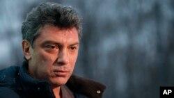 Boris Nemtsov, sobiq bosh vazir o'rinbosari, muxolifat lideri edi