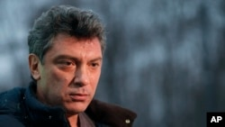 Boris Nemtsov là một trong những người chỉ trích ông Putin gay gắt và lớn tiếng nhất ở Nga.