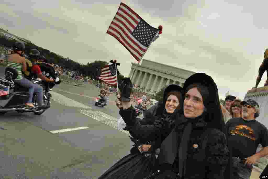 «Раскат грома» в Вашингтоне