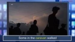 News Words: Caravan