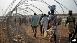 Impunzi muri Sudani y'Ubumanuko