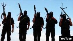 Picha ya ISIS ikiwa na lengo la kusambaza propaganda